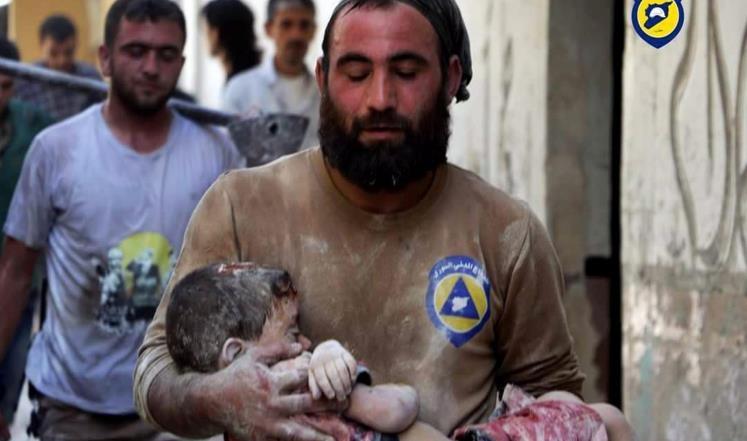 جونسون : الأسد مسؤول عن المجازر في سوريا ولن يرضى به السوريون
