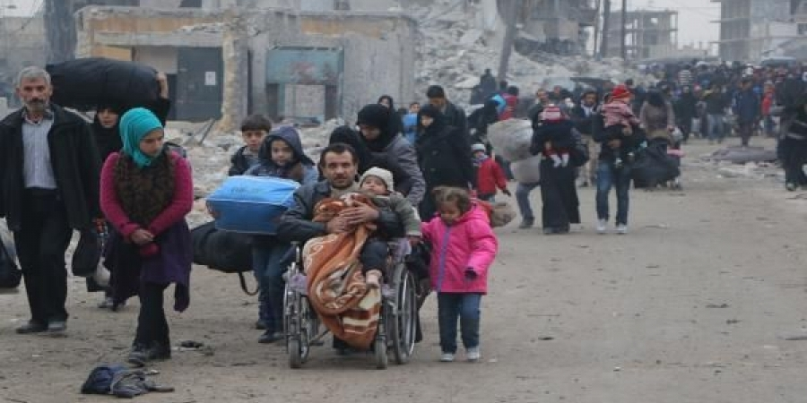 تقرير أممي : 2.8 مليون سوري يعانون من إعاقة دائمة