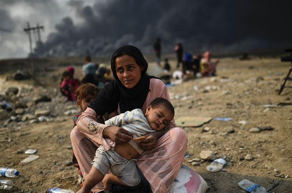 منظمة العفو تتهم التحالف الدولي بعدم حماية المدنيين في الموصل