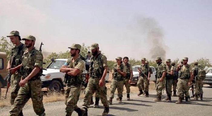 الثوار يحررون 5 قرى من قبضة تنظيم الدولة بريف حلب الشمالي