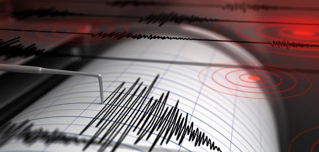 مقياس زلزال
